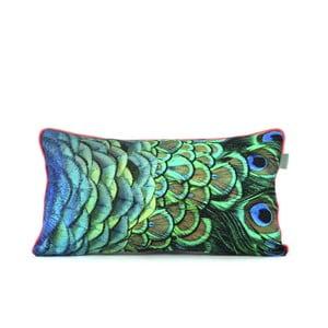Bawełniana poszewka na poduszkę HF Living Peacock 50 x 30 cm