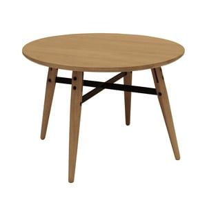 Brązowy stolik Canett Exact