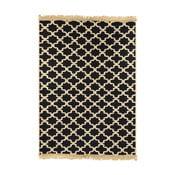 Granatowy dywan Floorist Tan Dark Blue, 60x90 cm