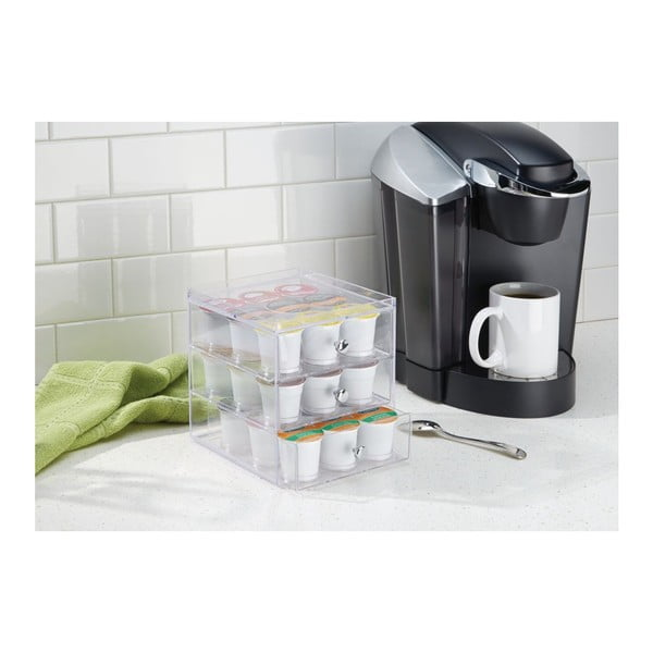 Organizer Coffee Pod 3 Drawer