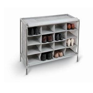Regał na buty z 16 przegródkami Domopak Living