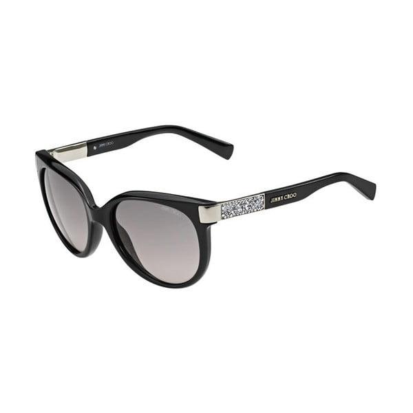 Okulary przeciwsłoneczne Jimmy Choo Erin Black/Grey
