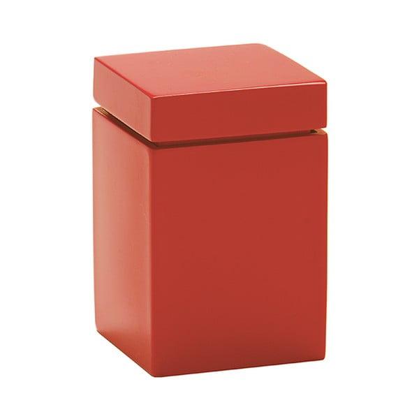 Pojemnik kosmetyczny Taco, czerwony