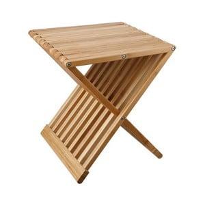 Stołek/stolik   z bambusa Tomasucci Tiger