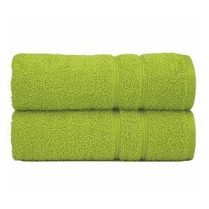 Ręcznik Sorema Basic Lime, 70x140 cm