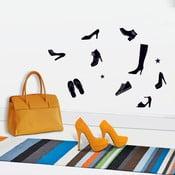 Naklejka dekoracyjna Eurographics One Shoe