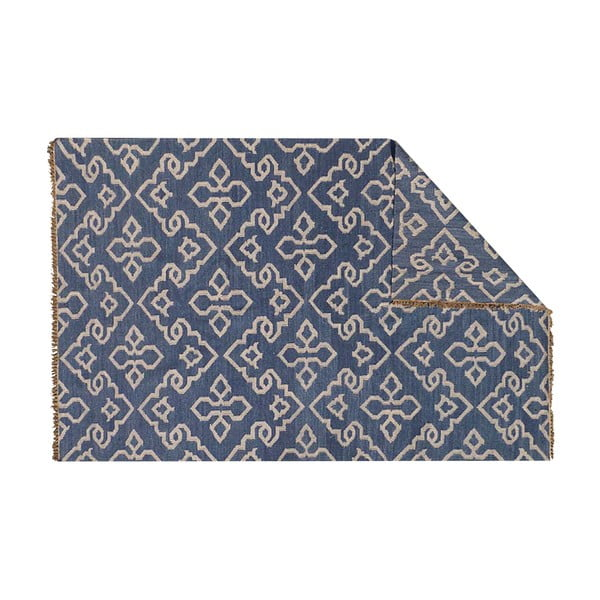 Ręcznie tkany dywan Kilim D no.722, 155x240 cm