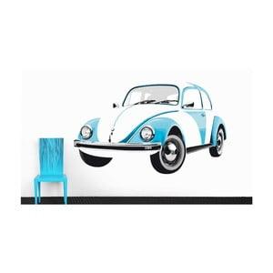 Dekoracyjna naklejka Beetle Blue