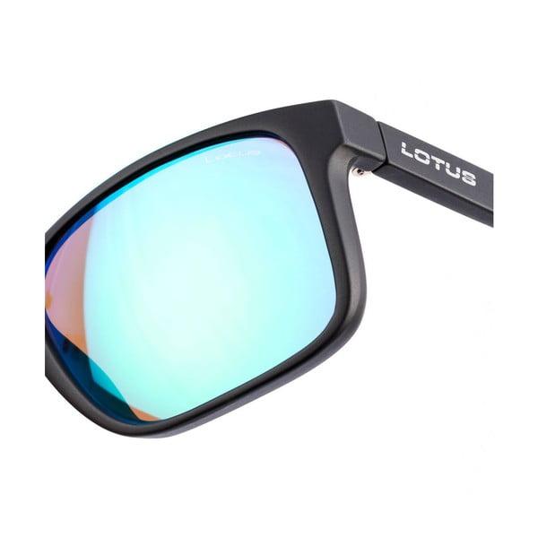 Męskie okulary przeciwsłoneczne Lotus L758608 Matt Black