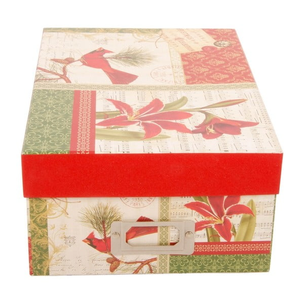 Pudełko Red Bird