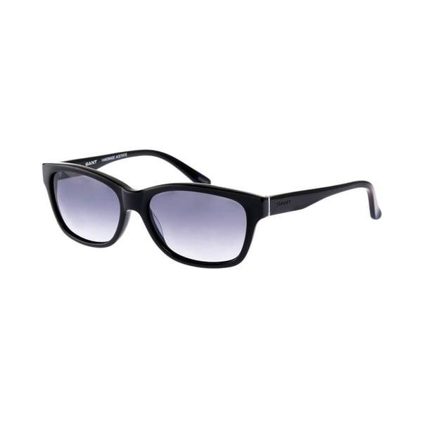 Damskie okulary przeciwsłoneczne GANT Rectangular Black