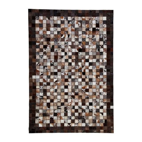 Dywan ze skóry naturalnej Sao Paulo Bak5, 170x240 cm