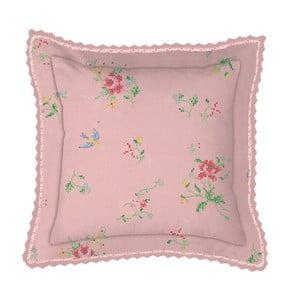 Poduszka Granny Pip Pink, 45x45 cm