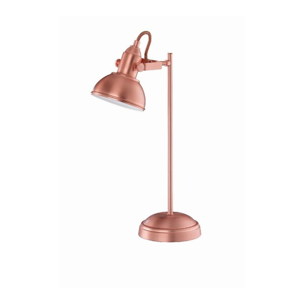 Lampa stołowa Gina Copper
