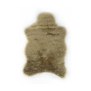 Dywan futrzany Apolena, 100x150 cm, brązowy