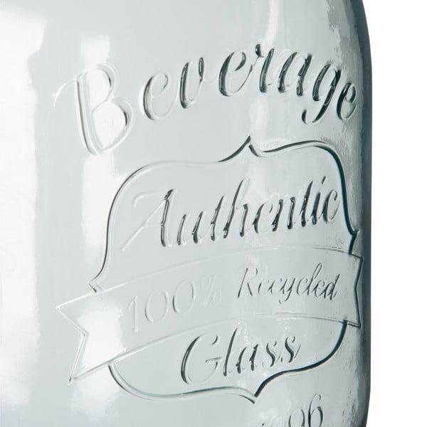 Szklana baryłka na lemoniadę Drink