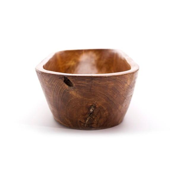 Naczynie ręcznie produkowane z teczyny Fup, 50 cm
