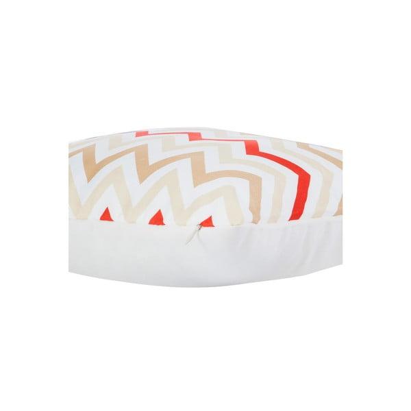 Poduszka z wypełnieniem Geometric 46, 45x45 cm