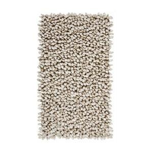 Beżowy dywanik łazienkowy Rocca, 60x100 cm