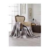 Koc z czystej bawełny Lovely Time, 180x230 cm