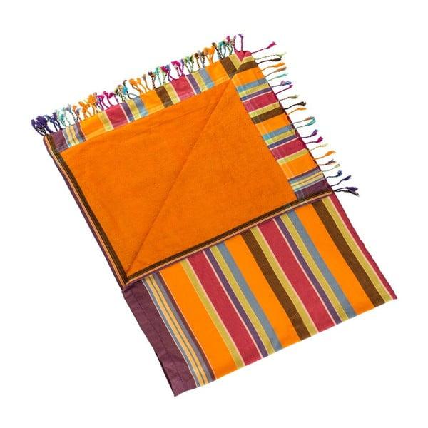 Ręcznik Cana Yellow, 100x178 cm
