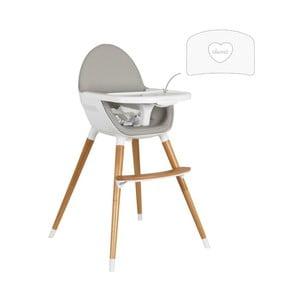 Diecięce krzesełko do karmienia Tanuki NUUK Heart