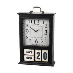 Zegar naścienny z kalendarzem Classic