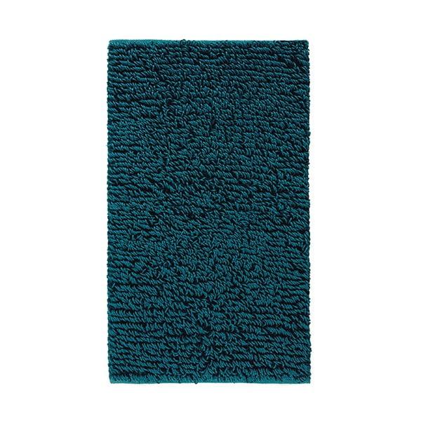 Dywanik łazienkowy Talin 60x100 cm, ciemnoturkusowy