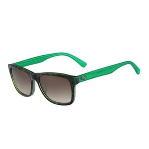 Damskie okulary przeciwsłoneczne Lacoste L683 Havana