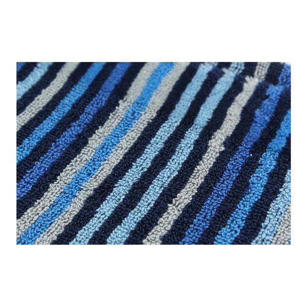 Zestaw 2 ręczników Collette Dark Blue, 70x140 cm