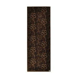 Chodnik Zala Living Floral Brown, 67x180 cm