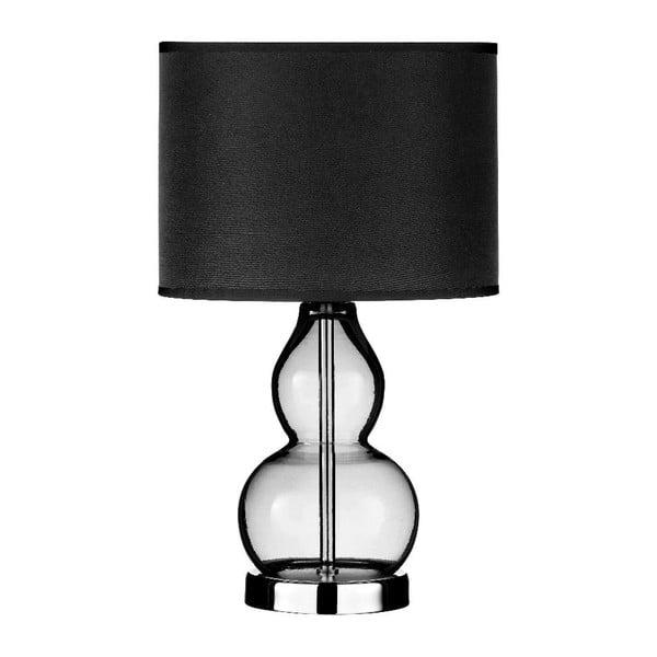Lampa stołowa Smoke Glass
