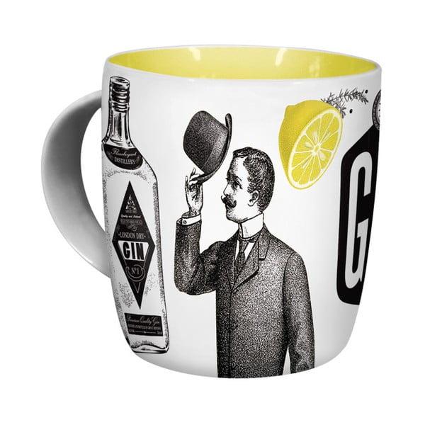 Kubek ceramiczny Gin Tonic, 330 ml