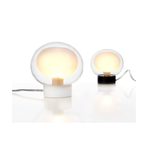 Lampa stołowa Happy Pill White/Black