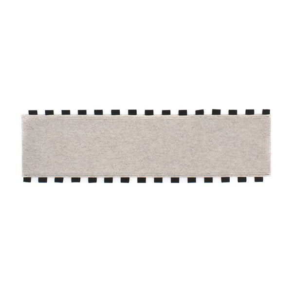 Tapperello White, dywan 120x35 cm