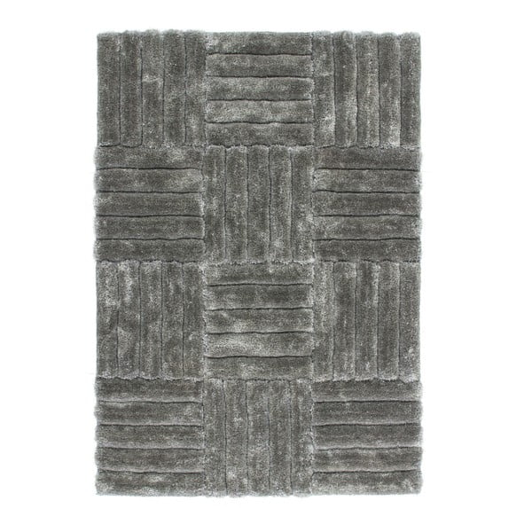 Dywan Solstice 160x230 cm, srebrny