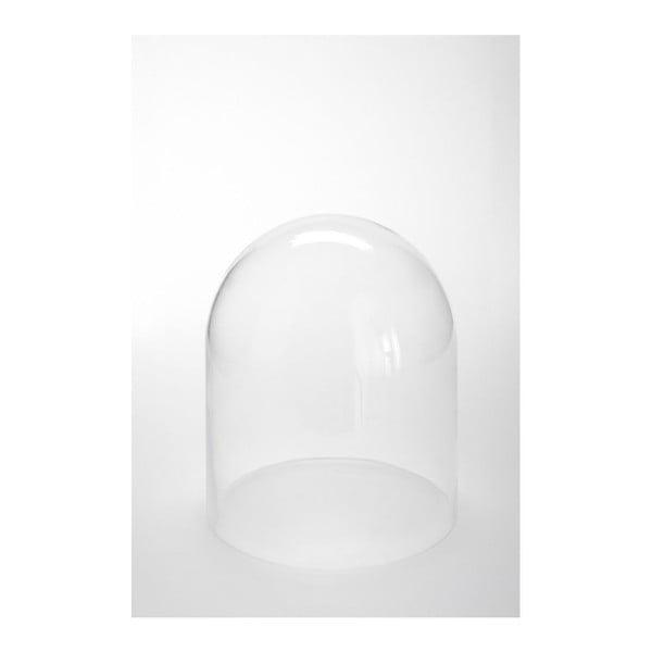 Szklana pokrywa Thick, 14,5x18,5 cm
