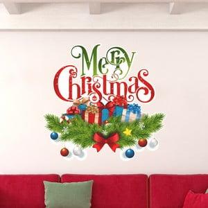Naklejka świąteczna Fanastick Christmas Avec Neige