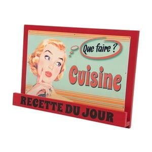 Stojak na książkę kucharską Antic Line Vintage Cuisine