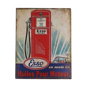 Dekoracyjna tablica Gas Pump