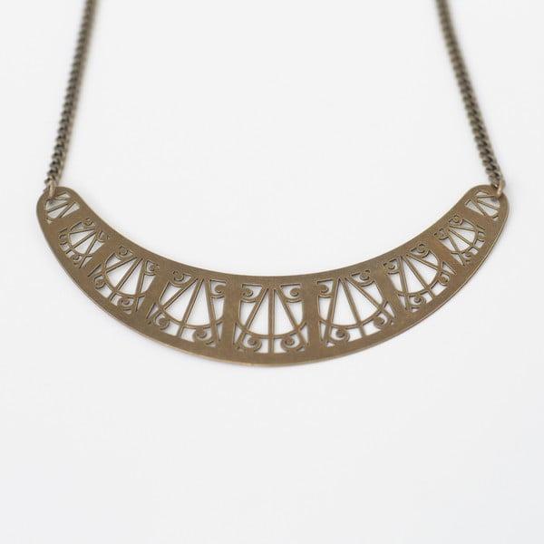 Naszyjnik Arch Bronze