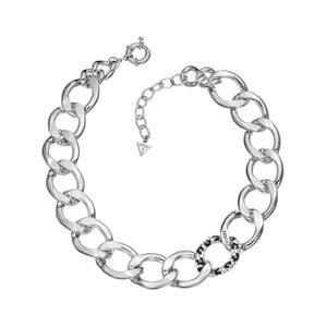 Naszyjnik GUESS Silver Chain
