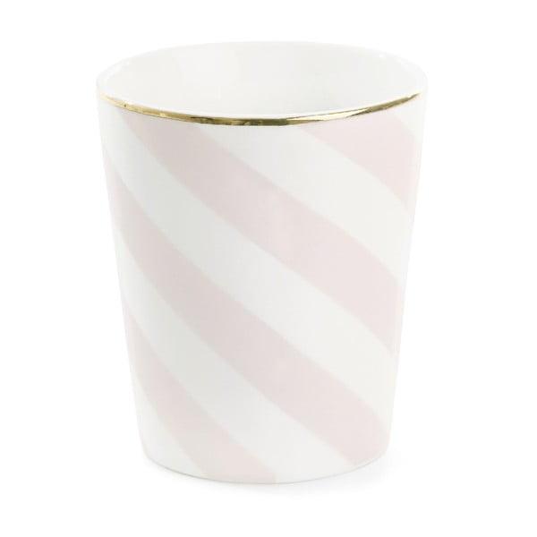Kubek ceramiczny Diagonal Rose