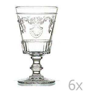 Zestaw 6 kieliszków do wina Versailles, 400 ml
