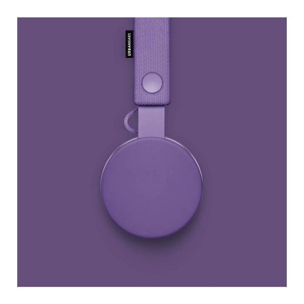 Słuchawki Humlan Lilac, nadają się do prania