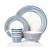 Zestaw porcelanowy Portabello Blue, 16 szt.