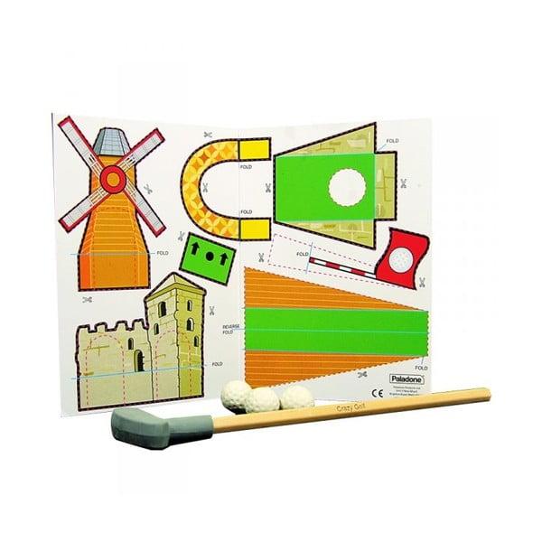 Papierowy Minigolf