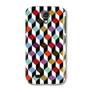 Etui na telefon Galaxy S4 Cubic