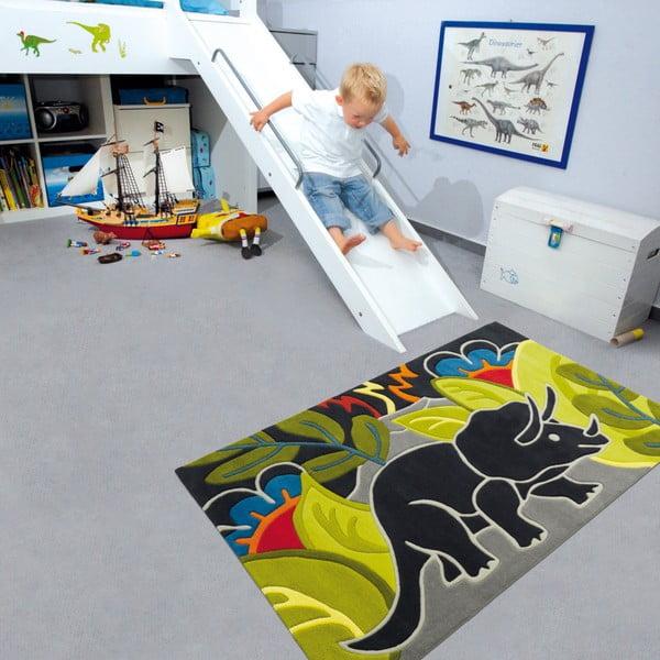 Ręcznie tkany dywan Joy Dino, 110x160 cm