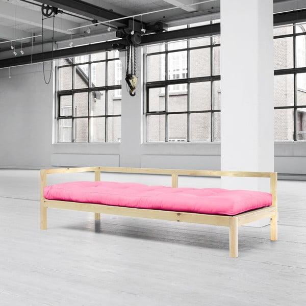 Sofa wielofunkcyjna Karup Soul Clear Iacquered/Magenta/Amarillo